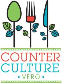 Luncheons are catered by COUNTER CULTURE!