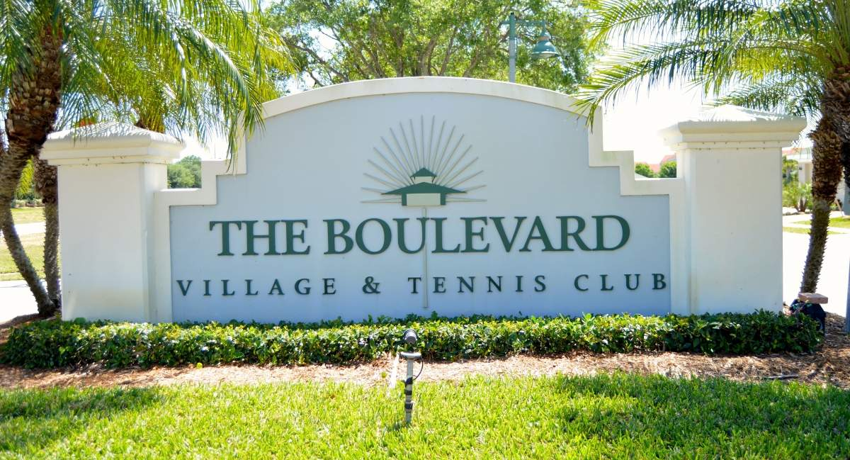 BOULEVARD VILLAGE AND TENNIS CLUB